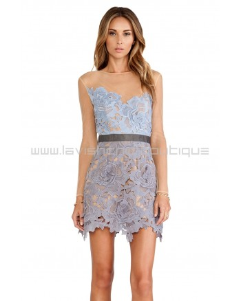 Self-Portrait Harmony Lace Dress