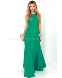 Mythical Kind Of Love Green Maxi Dress