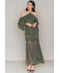 Don't Wait Maxi Dress