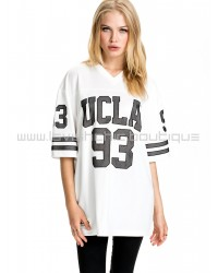 UCLA Antares American Football Bright White